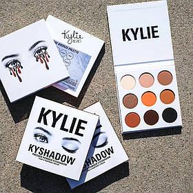 Палетка теней Kylie Kyshadow the Bronze Palette реплика