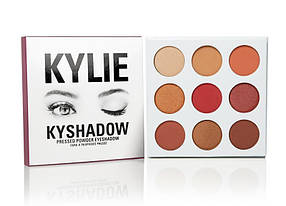 Тени Kylie Cosmetics Kyshadow The Burgundy Palette реплика