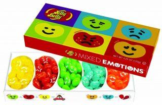 Jelly Belly Mixed Emotions. 120 грамм