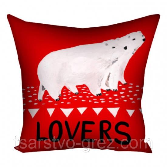Подушка Lovers