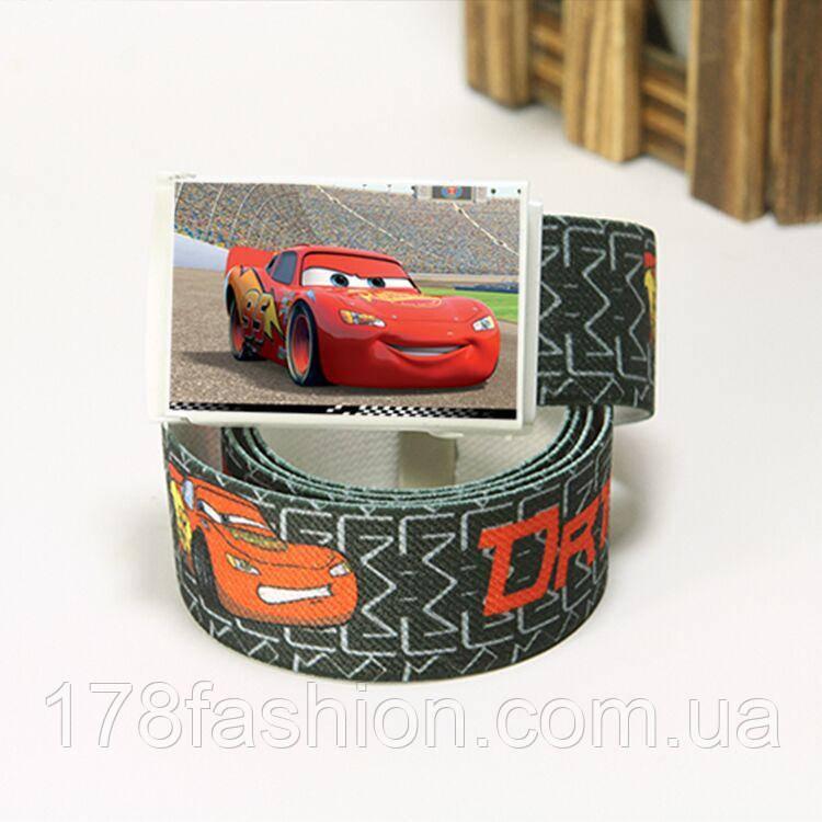 Холстовый ремень для модника McQueen №2