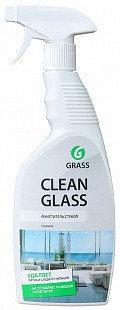 Очиститель стекол Clean Glass бытовой 0.6l, Grass TM