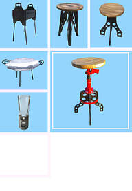 Мебель и аксессуары для дома, сада, бара, ресторана