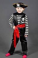 Детский карнавальный костюм Пират 5-11 лет. Детский новогодний маскарадный костюм на Новый Год
