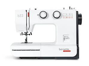 Электромеханическая швейная машина BERNINA Bernette b33