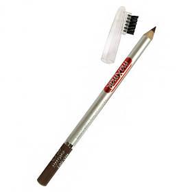Качественный карандаш для бровей со щеточкой