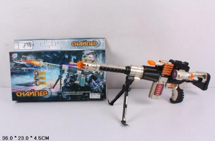 Автомат Снайпер.Игрушечное оружие.Игрушка оружие.