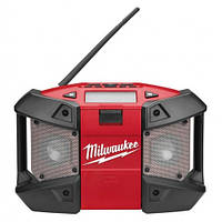 Аккумуляторный радиоприемник Milwaukee M12 С12 GSR-0