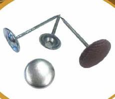 Заготовка пуговиц под обтяжку на гвоздике PR-CT 32 H 17 (500шт\уп)