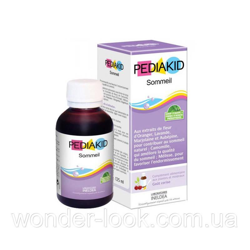 Pediakid sommeil сироп для гармонизации сна