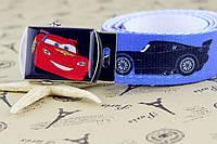 Холстовый ремень для модника McQueen №4