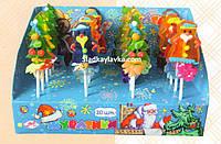 Желейная конфета Жувасики Новогодние 20 шт (Жувасики)