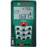 Лазерный дальномер (рулетка) Bosch PLR 50