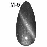 Магнитный гель-лак №5