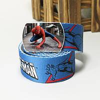 Холстовый ремень для модника  Spider-Man №1