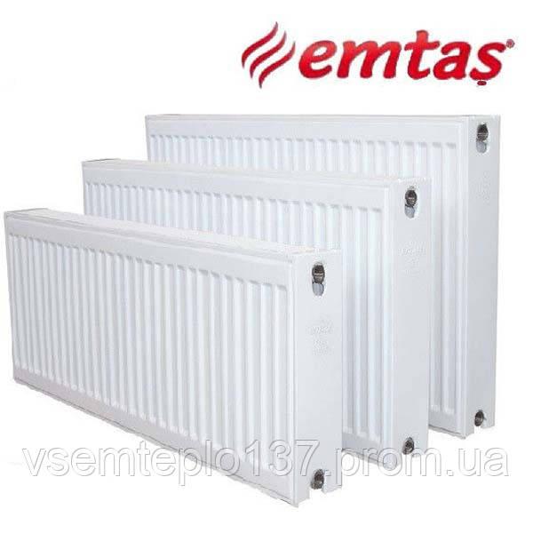 Cтальной  радиатор Emtas тип 22K 500*1000