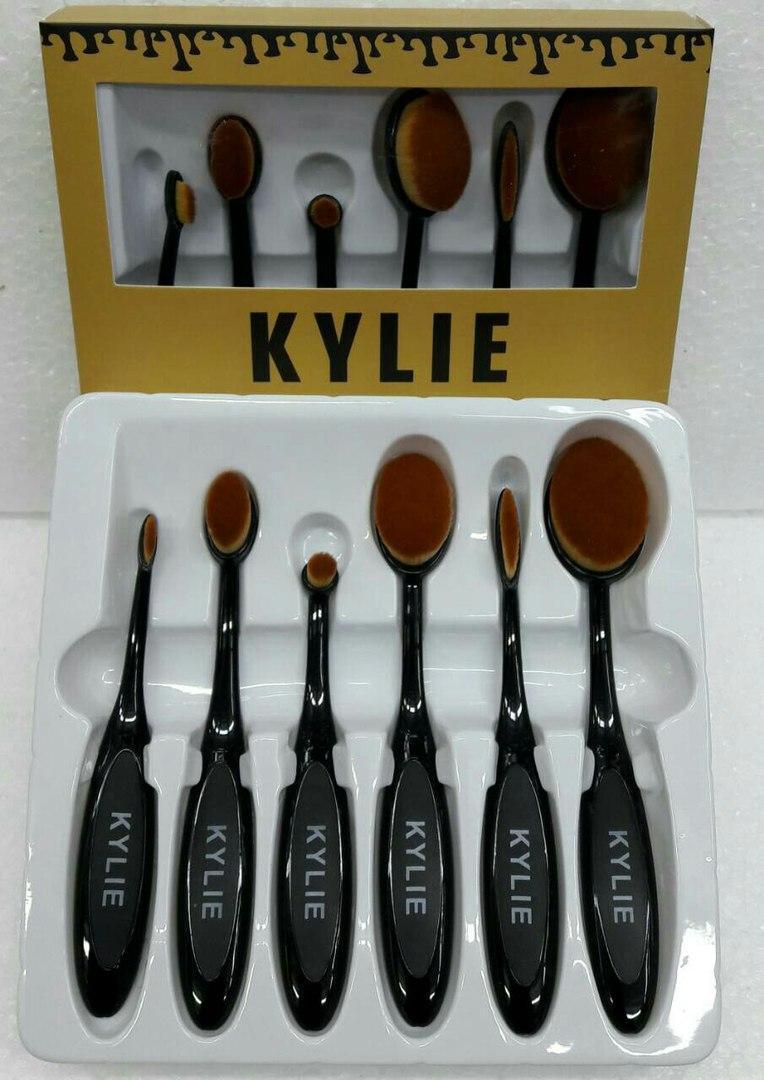 Картинки по запросу Набор кистей-щёток Kylie