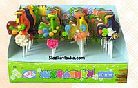 Желейная конфета Петушки на палочке 20 шт (Жувасики)