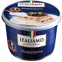 Mascarpone + Italiamo + 500гр.