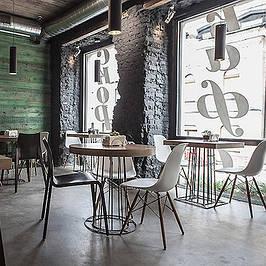 Стулья и столы Лофт