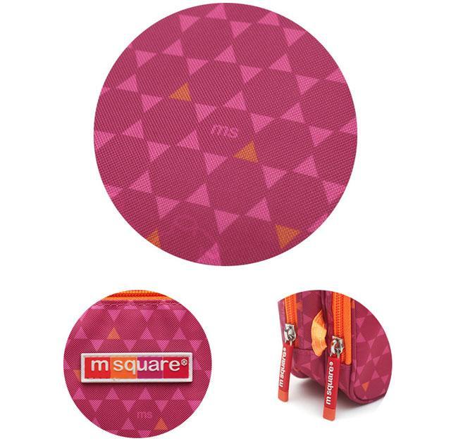 Органайзер для гаджетов в ромбики розовый