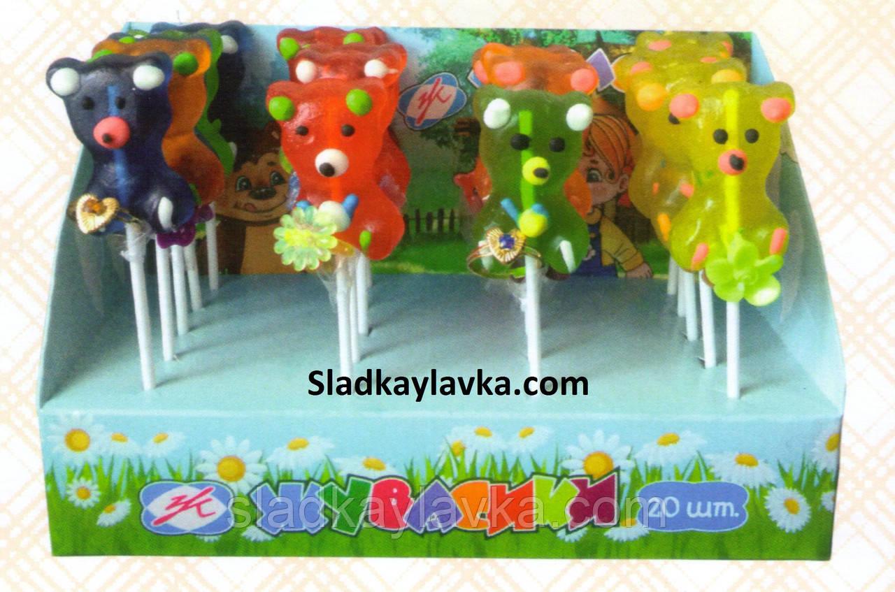 Желейная конфета Жувасики Медведь 20 шт (Жувасики)