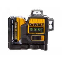 Нивелир (уровень) лазерный DeWALT DCE0811D1G