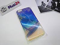 Силиконовый чехол для iPhone 6 / 6S (4.7 дюйма) (Мультиузор)