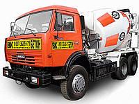 Бетон товарный П3В7,5 (М-100). Купить бетон товарный.