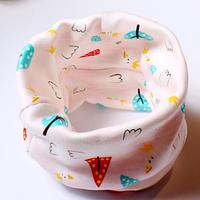 Детский зимний шарф-хомут