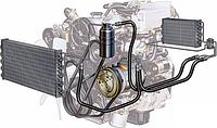 Автозапчасти системы охлаждения и отопления