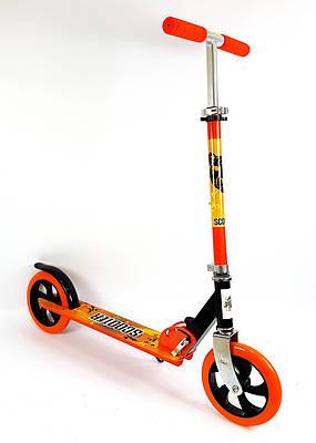 Детский самокат SCOOTER SPORT 109  Оранжевый
