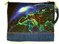 Женская сумочка Земля, фото 1