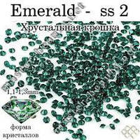 Pixie Crystal Emerald 100 шт № 2  Master-Beauty