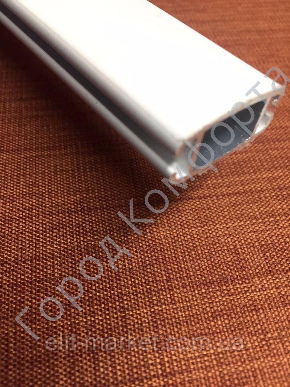 Утяжелитель макси для рулонных штор белый