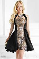 Эффектное коктейльное платье 42,44,46