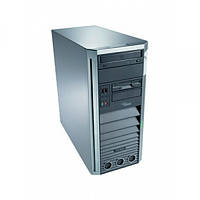 Компьютер Fujitsu-Siemens Celsius W360 Intel Dual E2160 1.8Ghz 2Gb DDR2 80Gb Intel GMA3100 DVD
