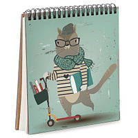 "Блокнот ""Sketchbook"" (10 фото)"
