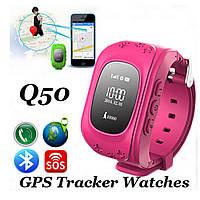 Детские умные часы Smart Watch Q50 + GPS трекер (OLED)