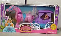 Карета с лошадкой 686-714