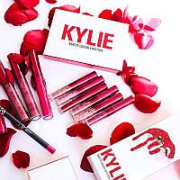 Набор Kylie Valentin edition на 6 шт.