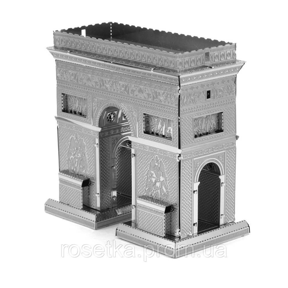 "3D металеві головоломки, модель ""Тріумфальна Арка"", Metalic Nano Puzzle"