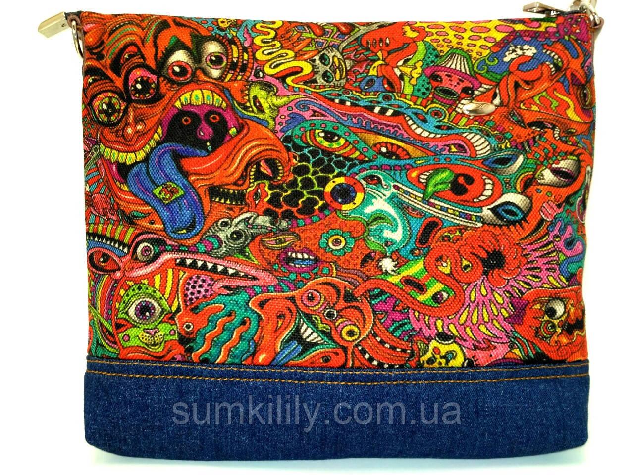 Женская сумочка Абра Кадабра 2