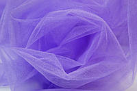 Ткань Фатин средней жесткости Сирень