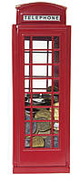 Копилка Goki Телефонная будка (14091)