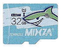 Карта памяти MIXZA TOHAOLL Ocean Series 32GB Micro SD UHS - 1 class