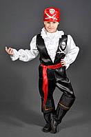 Костюм Пират Джек Воробей 5, 6, 7, 8, 9, 10, 11 лет. Детский карнавальный маскарадный костюм