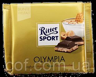 Шоколад молочный Ritter Sport Olympia 100г (Германия)