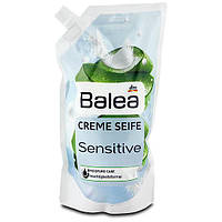 Жидкое мыло для чувствительной кожи (Запаска) Balea Creme Seife Sensitive