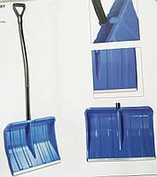 Лопата для снега, ковш 49 см. Польша, фирма Maan